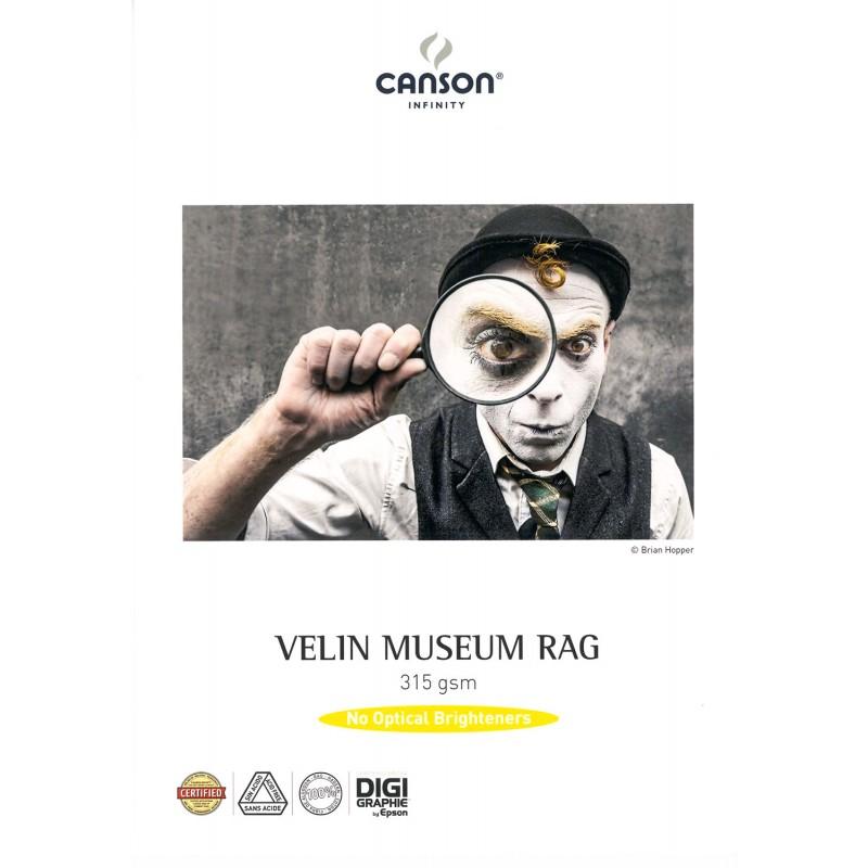 Velin Museum Rag - Canson - 315g / m2
