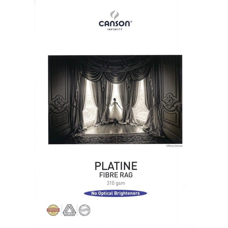 Platine Fibre Rag - Canson - 310g / m2