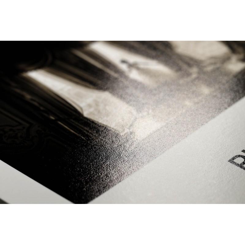 Détail Platine Fibre Rag - Canson - 310g / m2