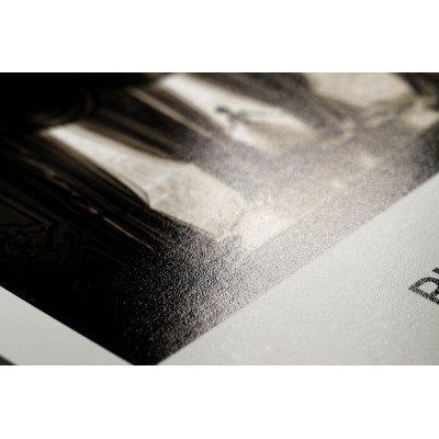 Détail Platine Fibre Rag 310g