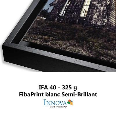 Détail IFA 40 Innova 325g + Caisse américaine Noire