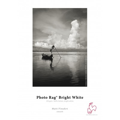 Photo Rag Bright White 310g + Dibond