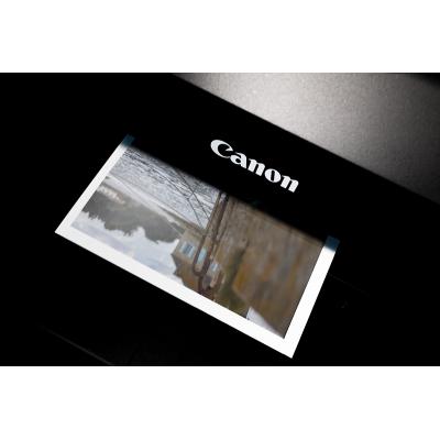 Tirage Canon Perlé 300g + Contre collage Dibond